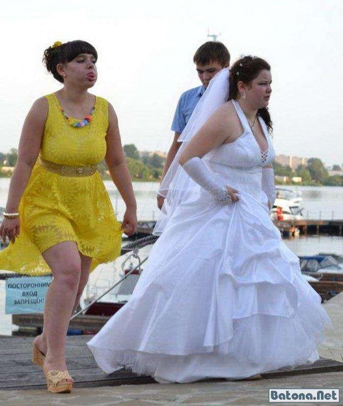 Нелепые невесты фото