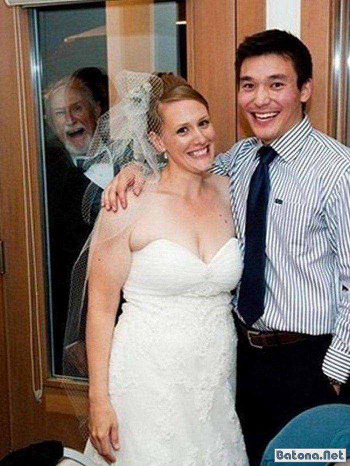 Смешные и идиотские свадебные фото (60 фото)