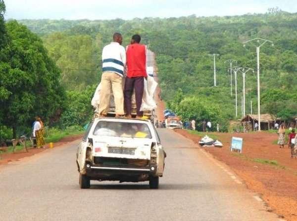 Приколы из африки (19 фото)