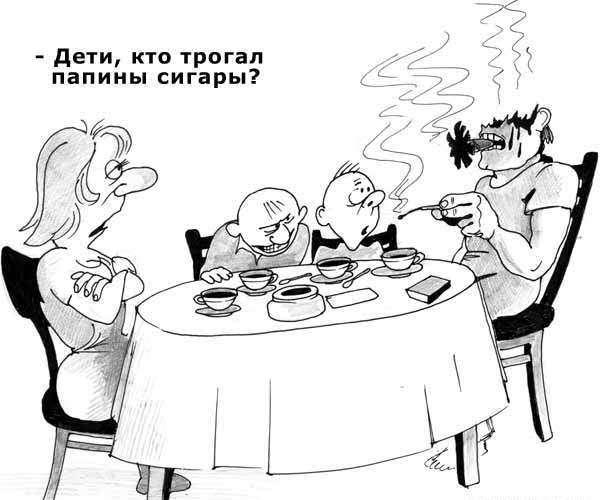 Карикатуры (49 штук)