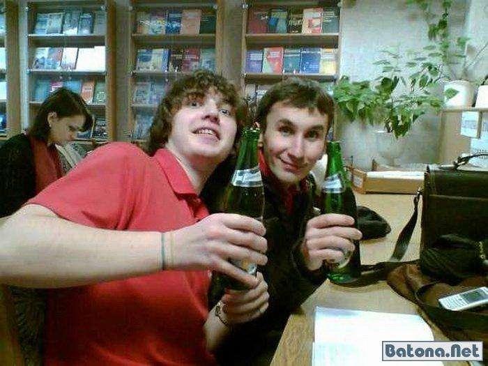 Смешные одноклассники (55 фото)