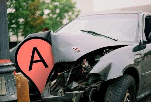 Автомобильные казусы (80 фото)