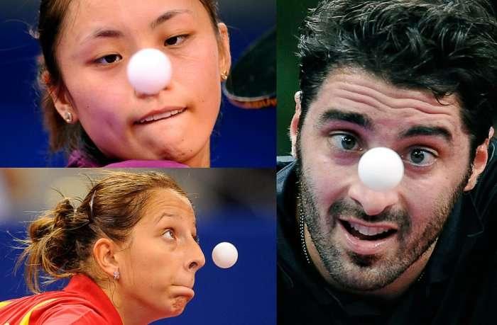 Спортивные моменты (28 фото)