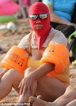 Средство защиты от солнца (11 фото)