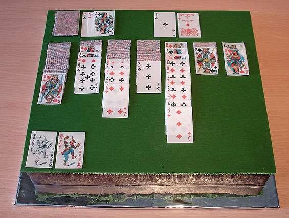 Прикольные тортики от Жанны Зубовой (34 фото)