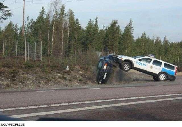 Фэйлы полицейских (70 фото)