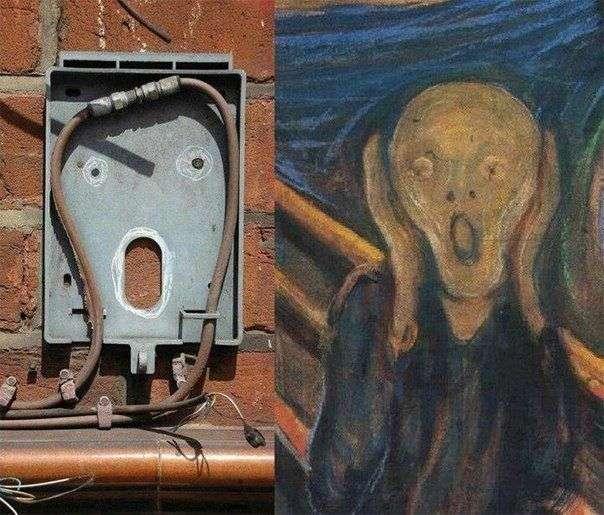 Вещи с лицами (10 фото)