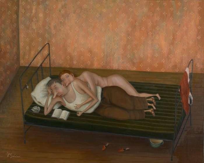 Картины Валентина Губарева (22 фото)
