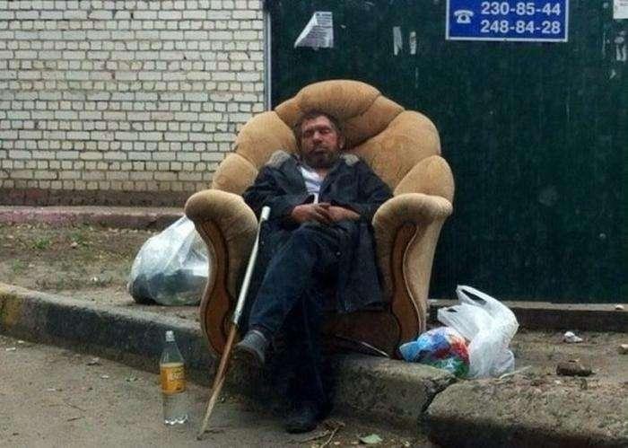 Такое возможно только в России (22 фото)