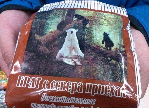 Такое возможно только в России (29 фото)
