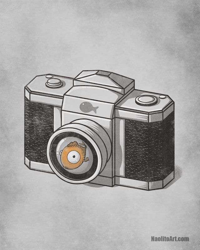 Юмор в иллюстрациях Начо Диаза (58 фото)