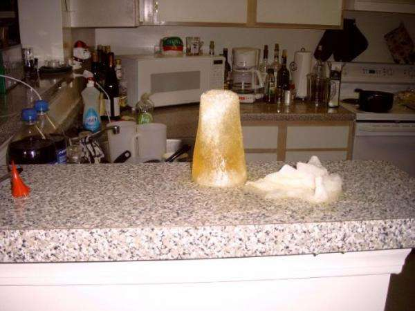 Замороженное пиво (12 фото)