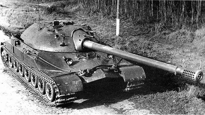 Редкие танки СССР Интересное