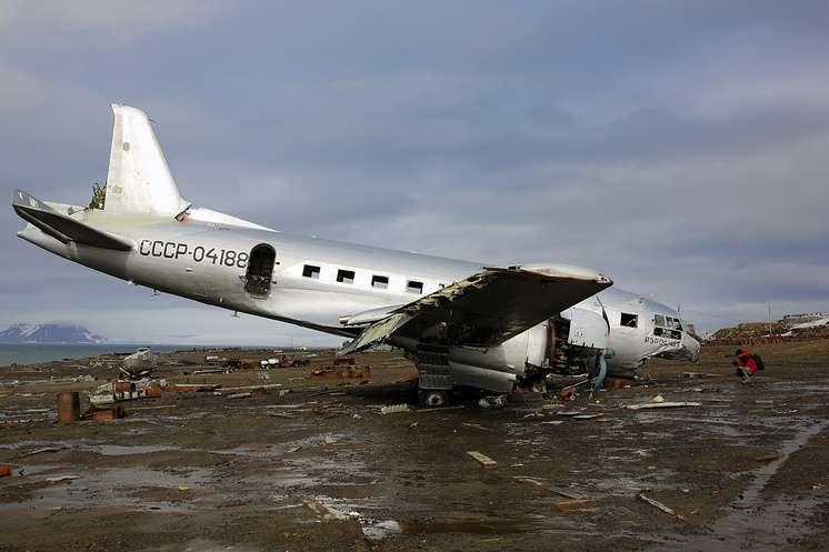 Самолет АНТ-6А стал частью музейного фонда национального парка «Русская Арктика» Авиация