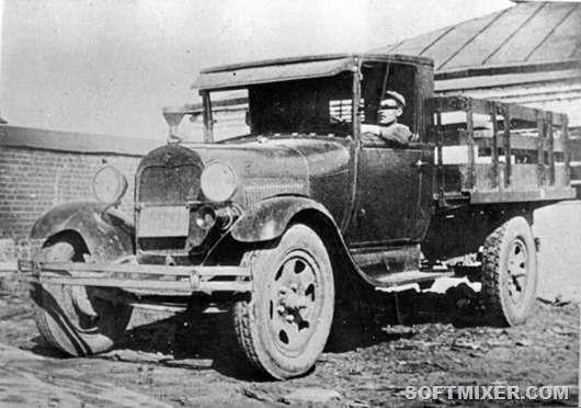 «Полуторка» — легендарный советский грузовик