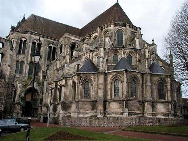 Как горели готические соборы Франции История,Катастрофы,Франция,Культурология