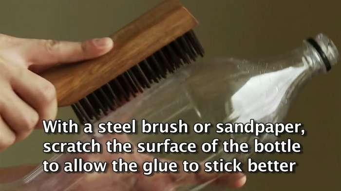 Как сделать солнечную лампу из бутылки Самоделки