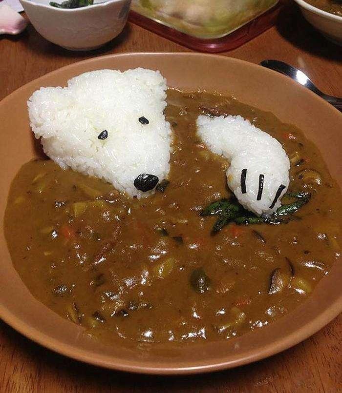Милейшие блюда японской кухни Интересное