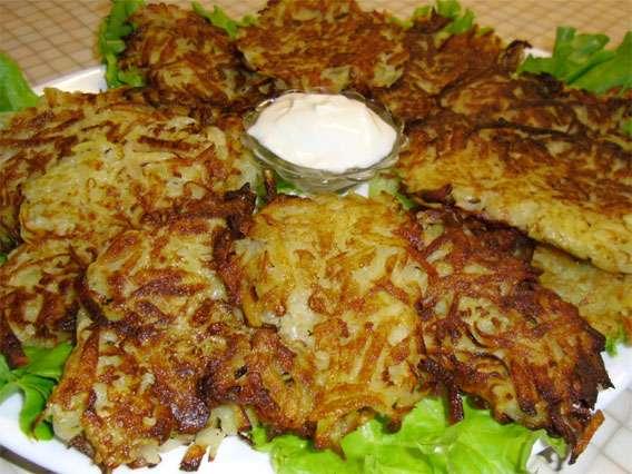 Классические драники картофельные с чесноком: рецепт и секреты приготовления Кулинария