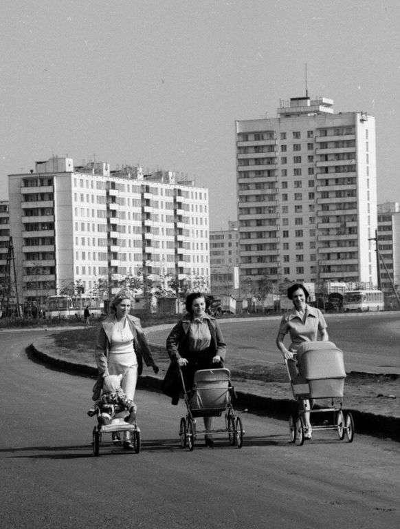 Люди и их чувства на снимках 1960-80-х годов казанского фотографа Рустама Мухаметзянова История,ссср