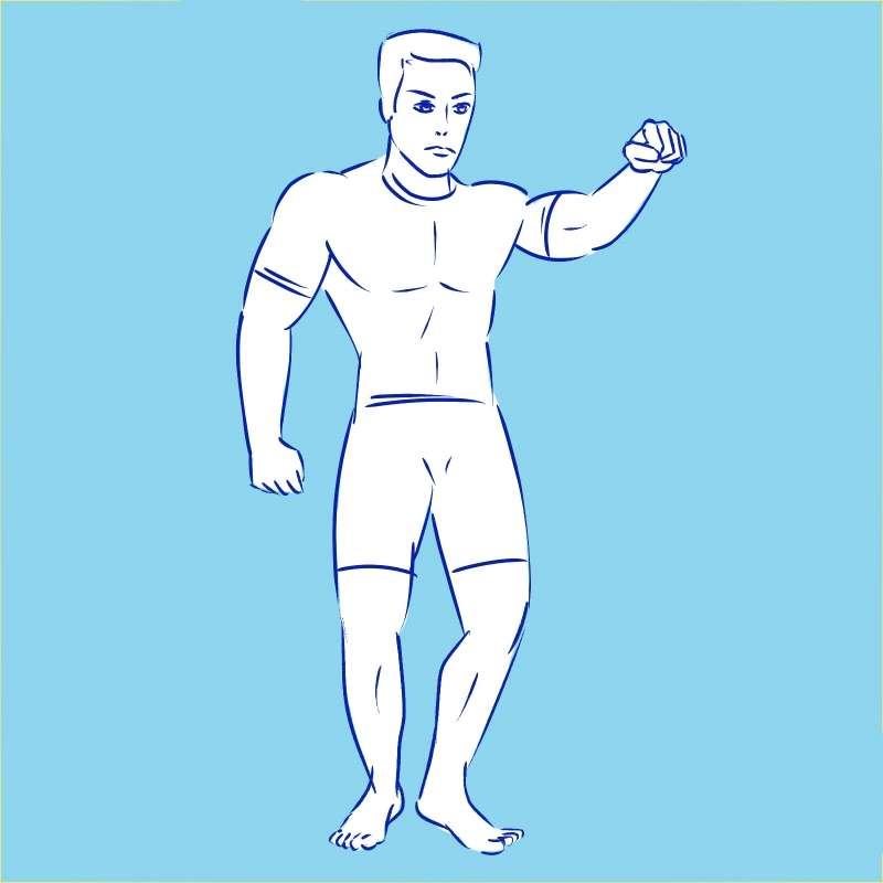 Как выполнять волевую гимнастику Анохина Здоровье,Женщины,Лайфхаки,Мужчины,Профилактика,Саморазвитие,Тренировка,Упражнения