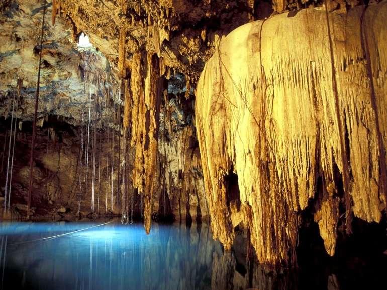 Почему самая глубокая пещера США опасна и засекречена путешествия,Путешествие и отдых