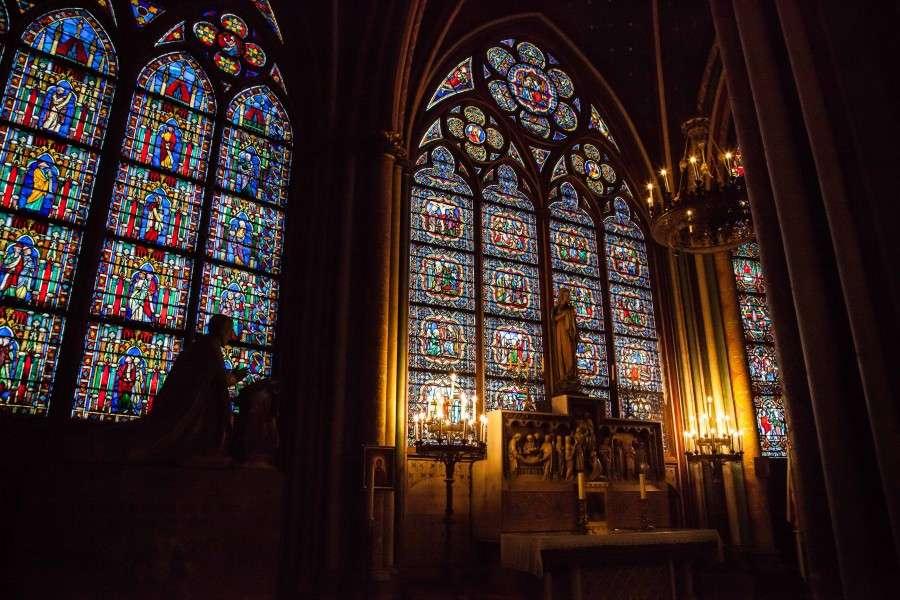Пожар в Соборе Парижской Богоматери- это знак? Непознанное
