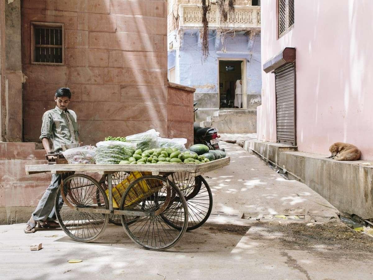 Индия на снимках Юрия Андриса МиР