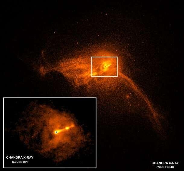 Эпохальное событие. Первая фотография черной дыры Наука