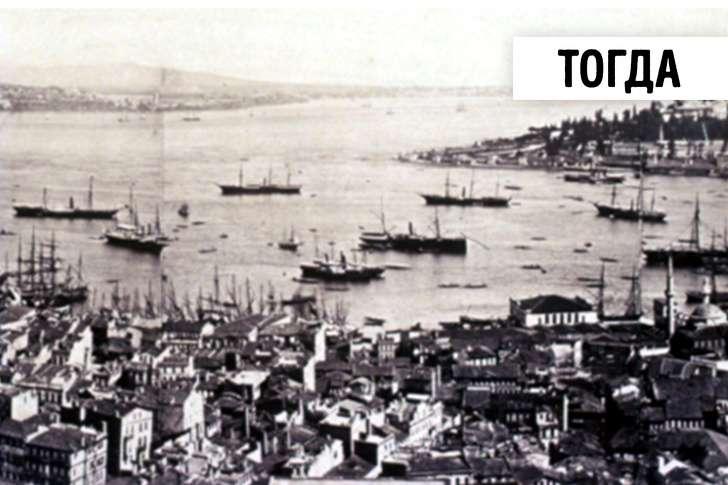 13известных городов, которые время изменило донеузнаваемости Интересное