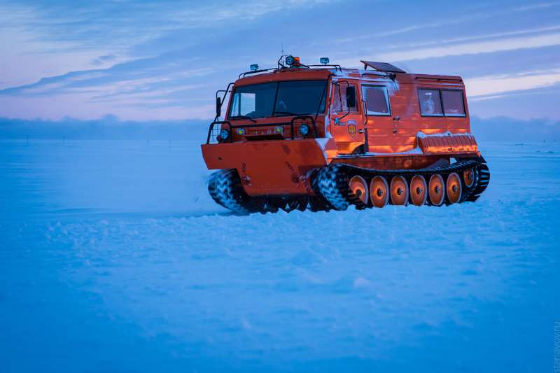 Замерзшие тайны Третьего рейха: что немцы искали в советской Арктике и смогли ли найти Интересное