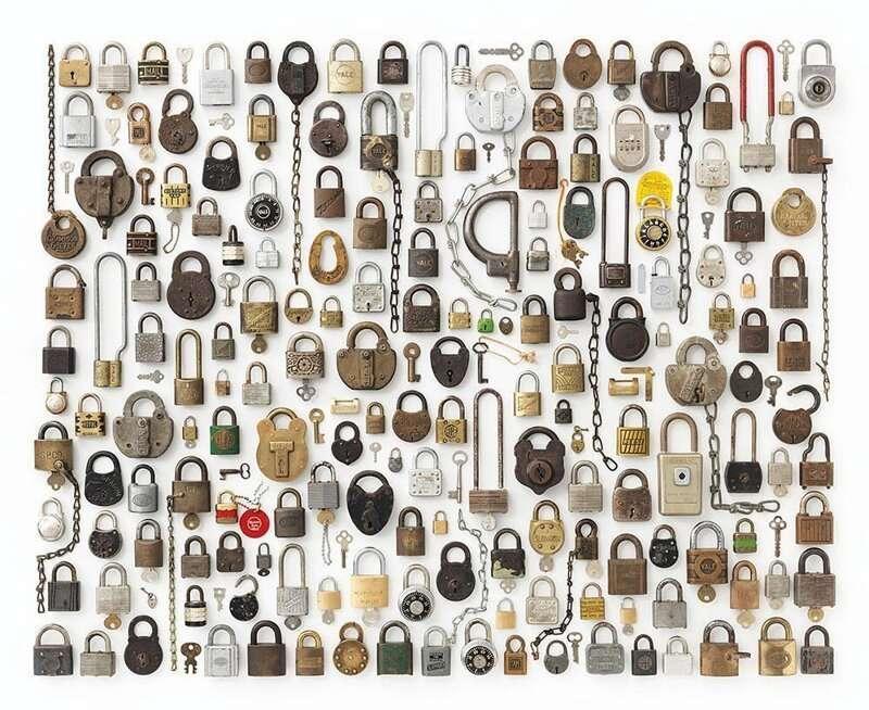 30 коллекций от которых у вас зарябит в глазах   Интересное