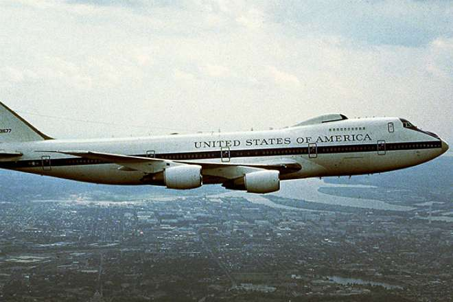 Самолет судного дня. Вот почему его взлета боится весь мир! E-4B «Nightwatch»,Машина апокалипсиса,ночной дозор,Пространство,спецборт,США,ядерная война