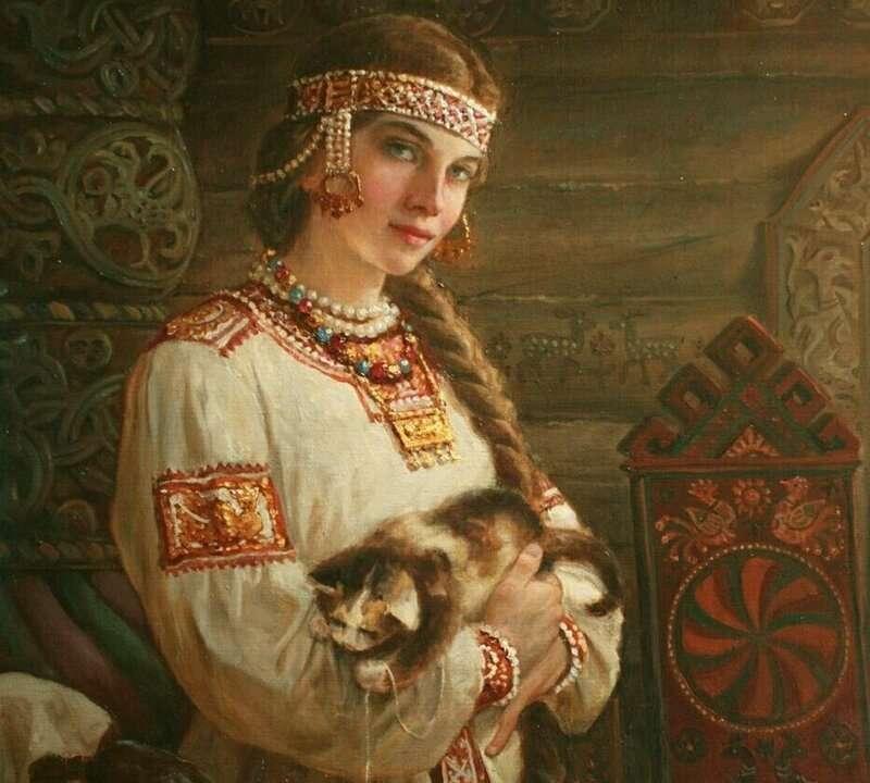 Выя, шуйца и глезна: как называли части тела в Древней Руси