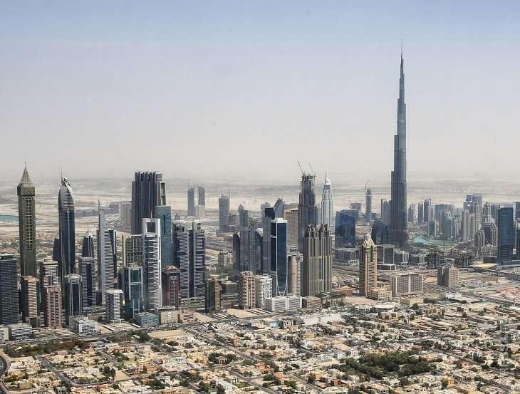 Самые богатые арабские страны