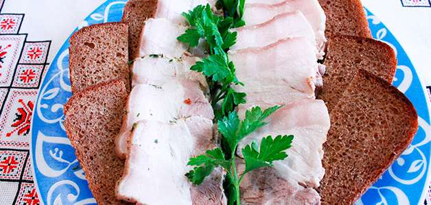 Сало в рассоле – вкусные рецепты в банке кулинария,рецепты,сало,сало в рассоле,солим