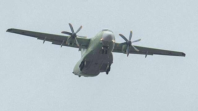 Гадкий утёнок Ил-112В ввс