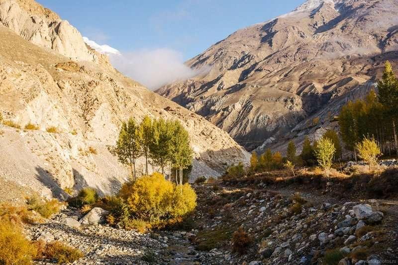 Как живут таджики у себя на родине? путешествие,страны,туризм