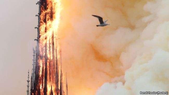 Французский бизнесмен пожертвовал €100 млн на восстановление собора Парижской Богоматери