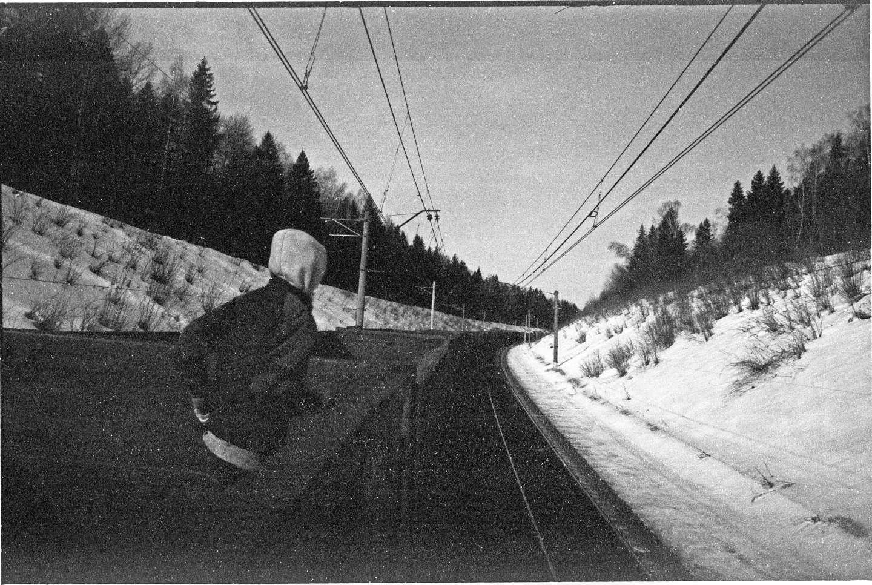 Кто путешествует на товарных поездах в России путешествие,туризм