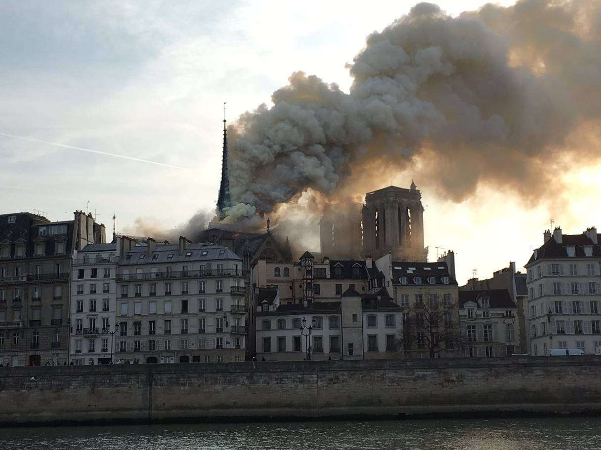 Утрата собора Парижской Богоматери — трагедия для всей человеческой цивилизации Собор Парижской Богоматери