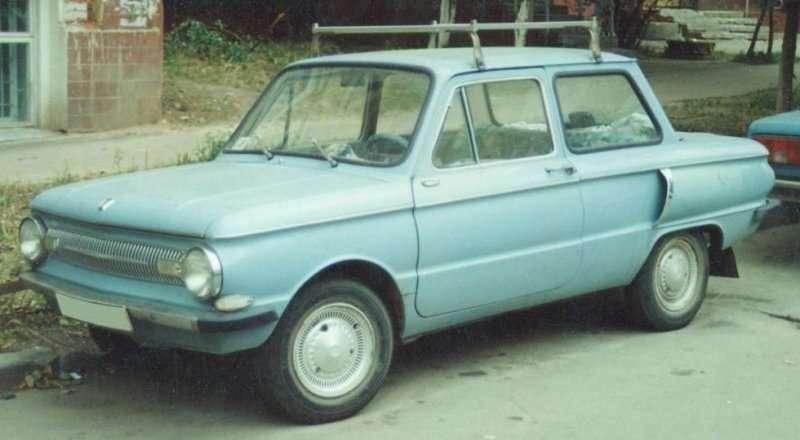 История разработки забытого переднеприводного НАМИ-1101 «Василёк»