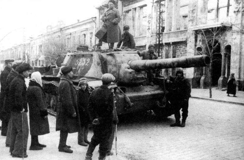 Как освобождали Крым