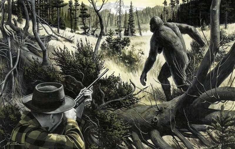 Что говорит наука о йети, чупакабрах и других загадочных существах