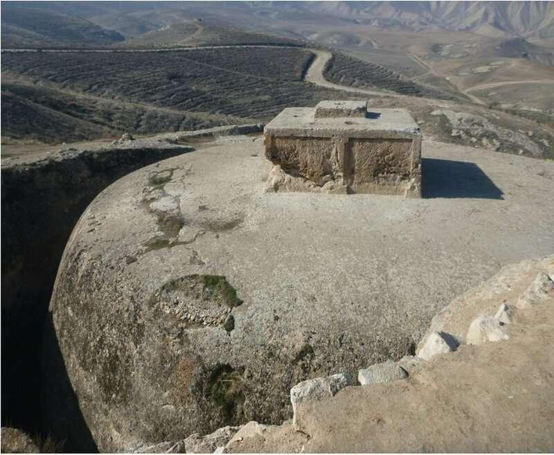Тахт-э Рустам: впечатляющее свидетельство древнего мастерства
