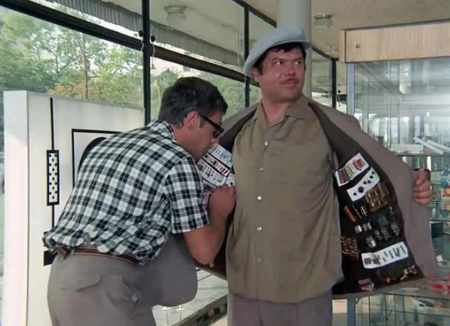 Почему не работала машина времени из фильма «Иван Васильевич меняет профессию» интересное,история,кино,общество,реальность,СССР