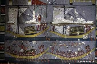 В Египте нашли гробницу V династии Древнего Египта Археология